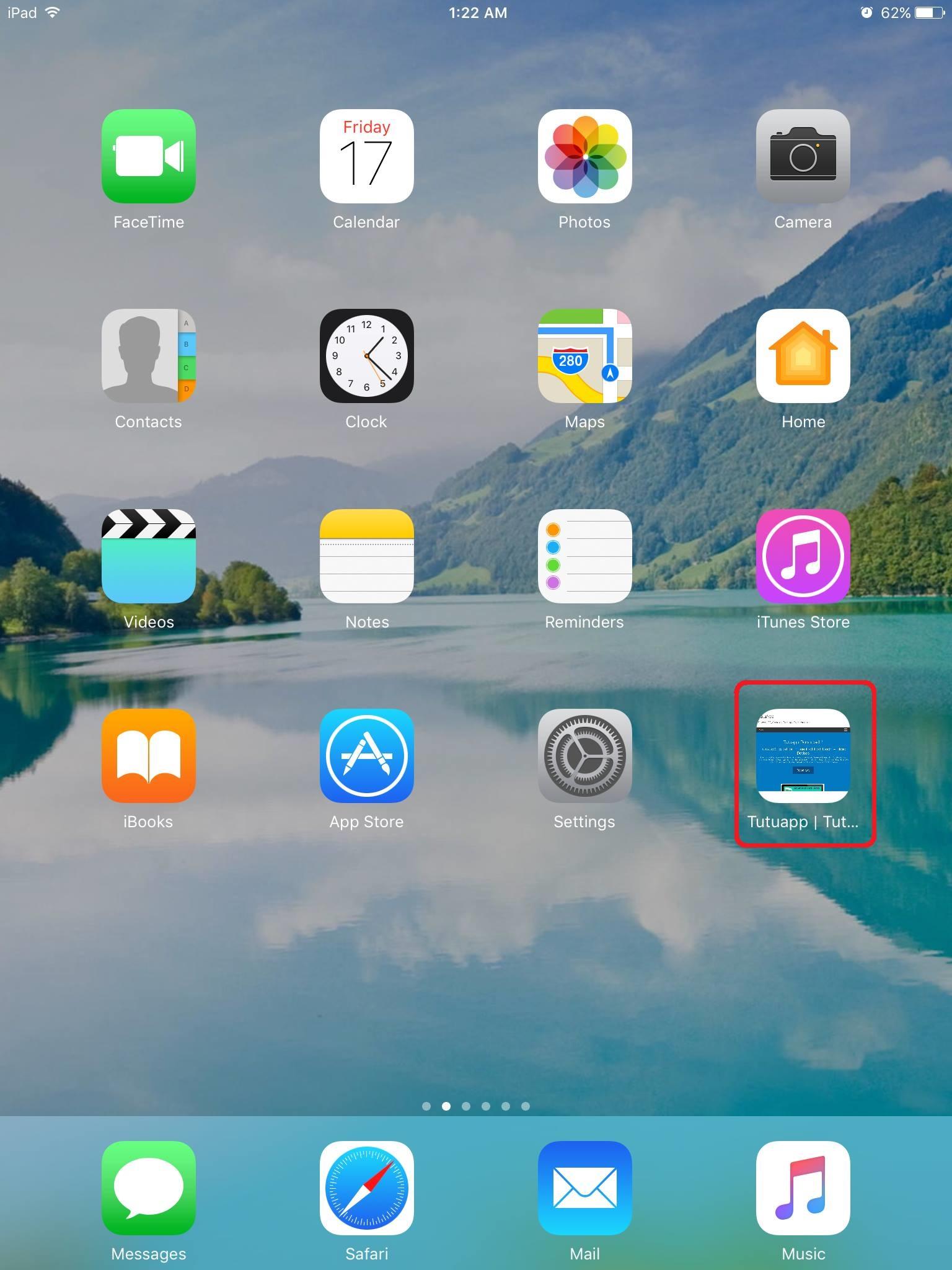 tutu app updates