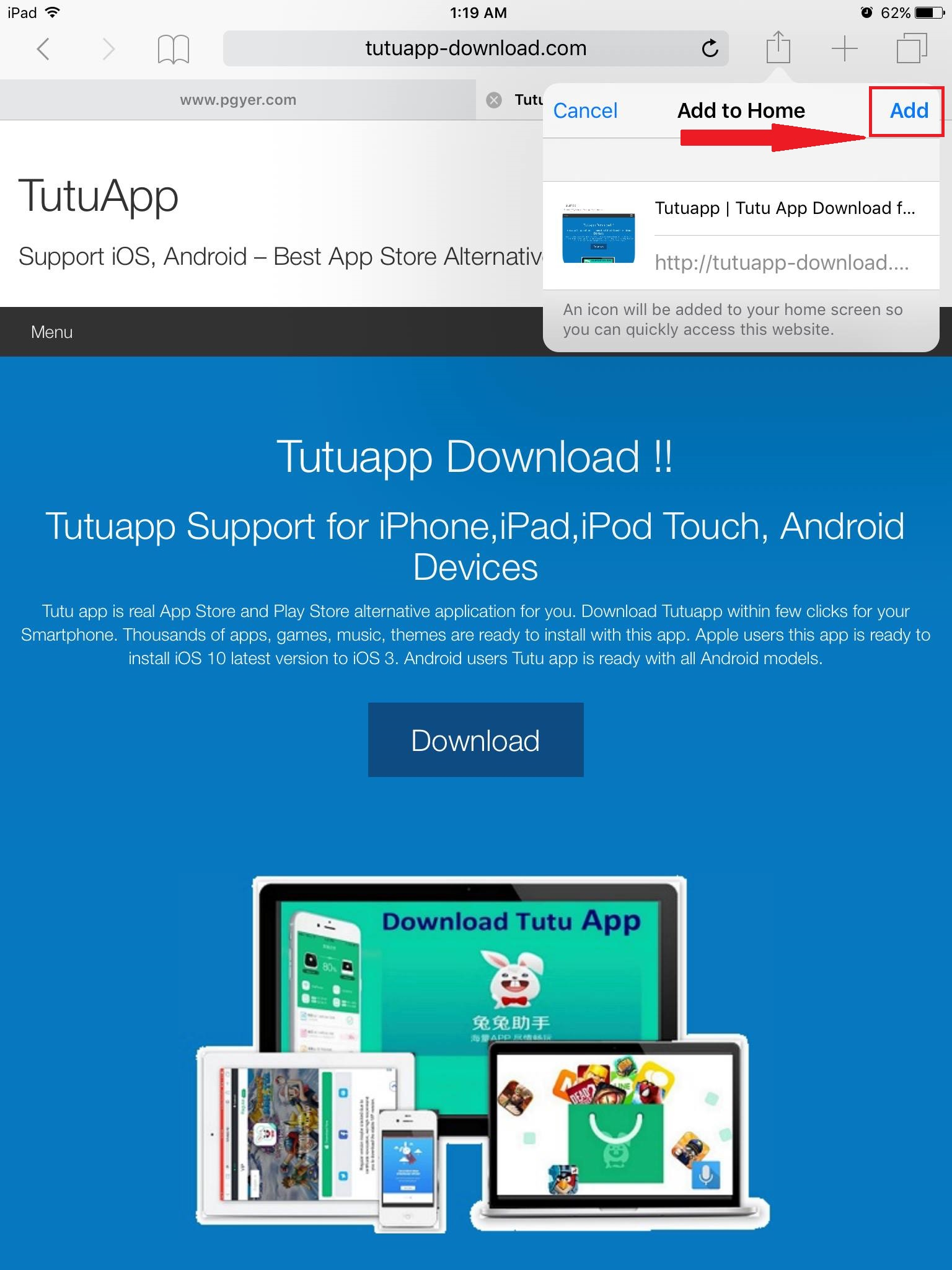 tutuapp update