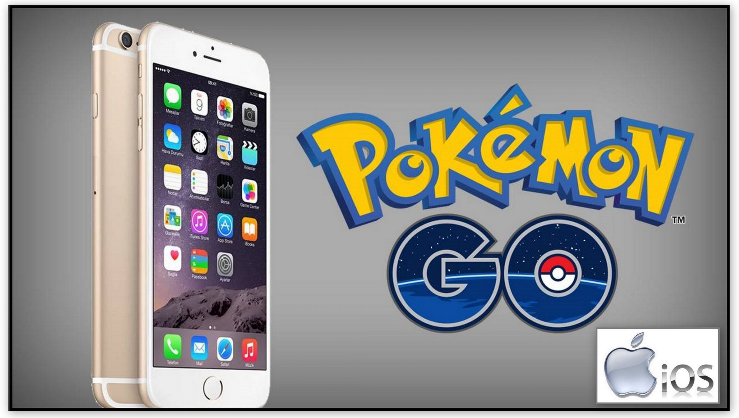 PokemonGo iOS