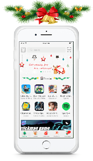 Tutuapp christmas apps collection