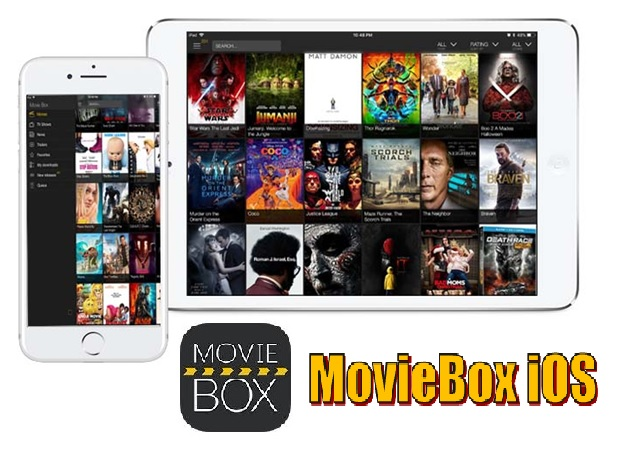 MovieBox iOS