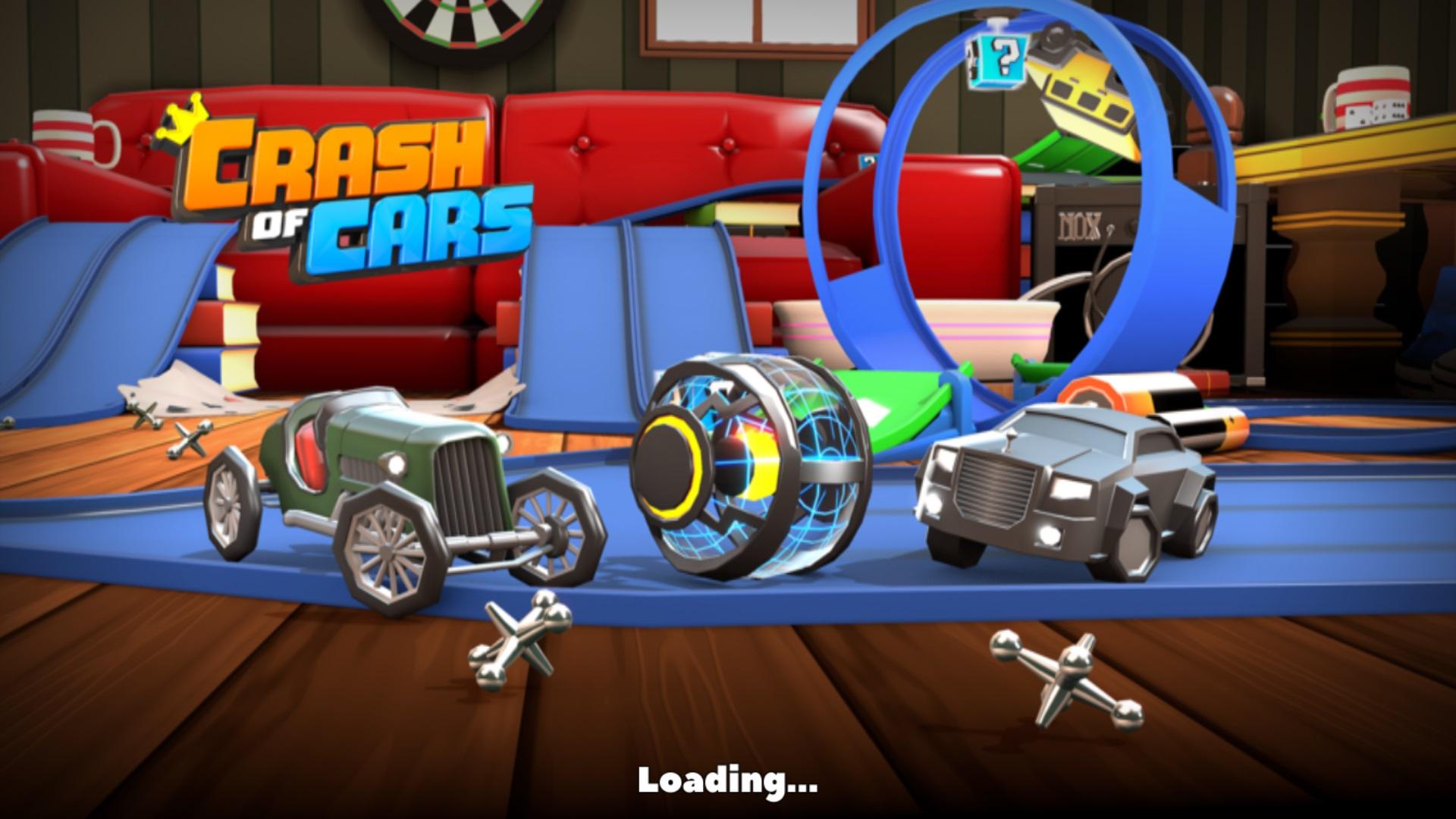 Cras of cars