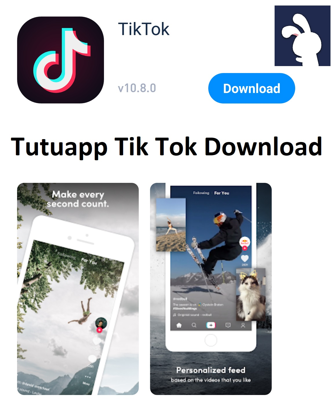 Tutuapp TikTok Musical App download – TutuApp